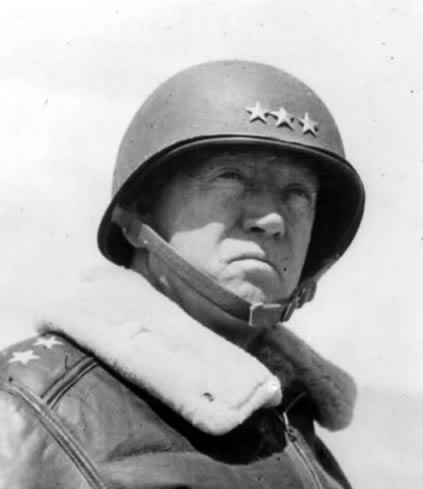 9 George Patton